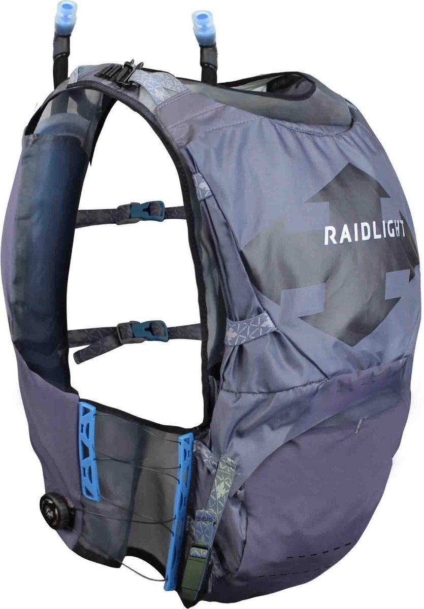 Chaleco-mochila de Trail Running Raidlight Revolutiv Vest 12 L
