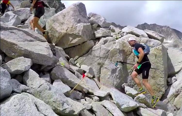 Ultra Trail de montaña