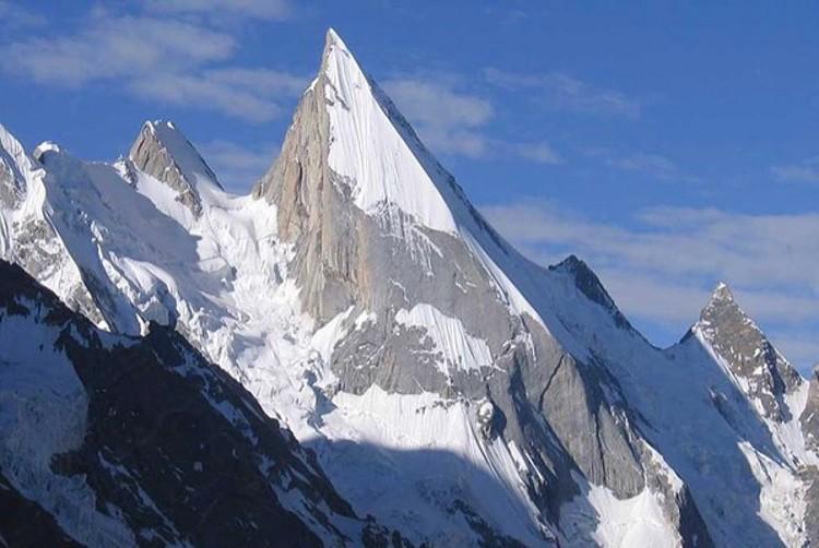 El Laila Peak, objetivo para Andrzej Bargiel. Foto: FB Andrzej Bargiel