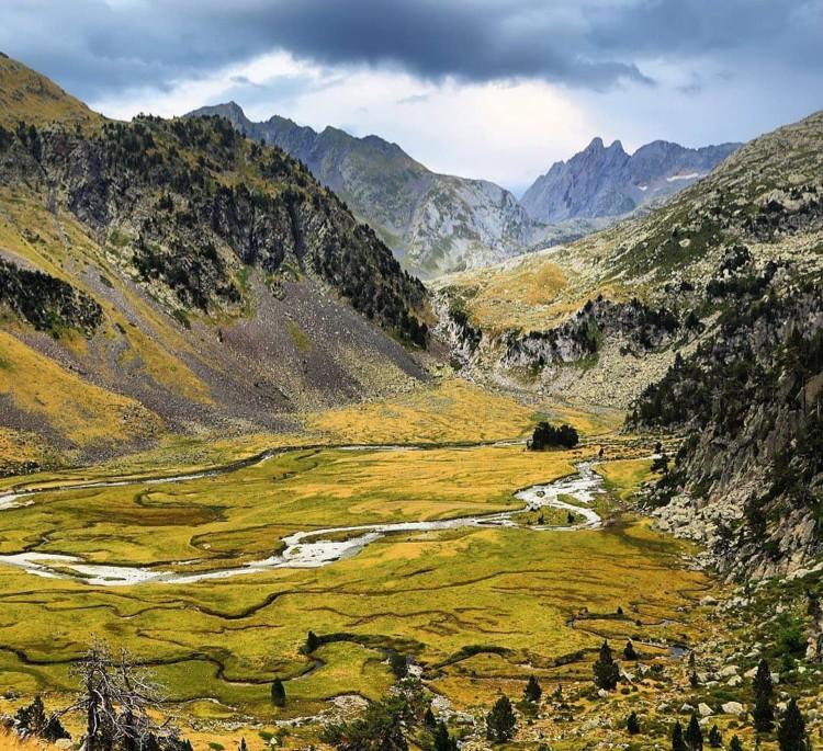 Buff Entre Refugios, la gran travesía del Aneto y el Posets. Foto: Buffentrerefugios