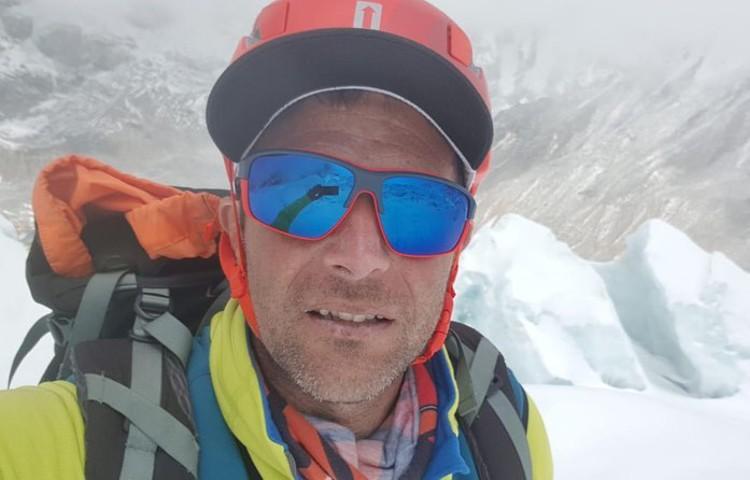 Alex Txikon suspende su expedición al Everest por el COVID. Foto: Alex Txikon