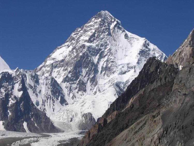K2. Foto: Svy123, Wikipedia Commons