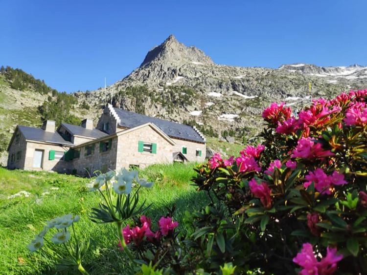 El refugio de la Renclusas, historia viva del pirineismo. Foto: R. de la Renclusa