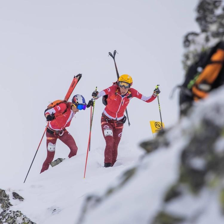 El esquí de montaña, deporte olímpico en 2026. Foto: ISMF