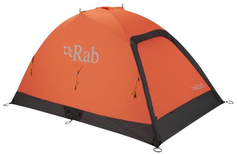 Rab Latok Mountain, tienda monocapa de expedición