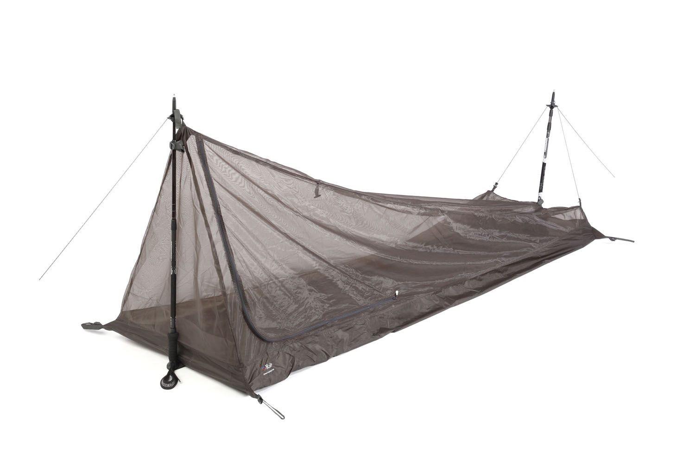 Rab Element Solo Bug Tent, tienda mosquitera. Puede usarse sola o bajo un tarp