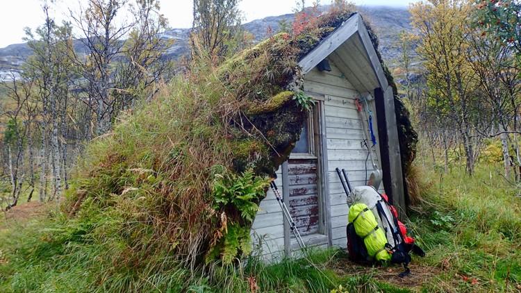 Cabaña en Noruega. Foto: José Mijares