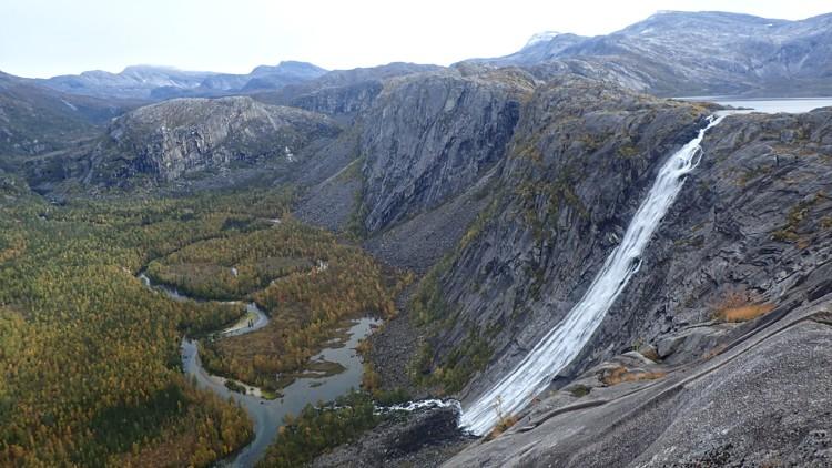 Noruega y su wilderness. Foto: José Mijares