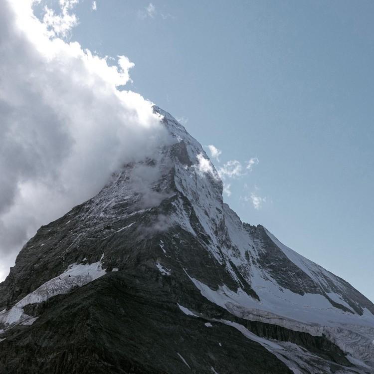 El Matterhorn o Cervino. Foto: FB Roger Schaeli