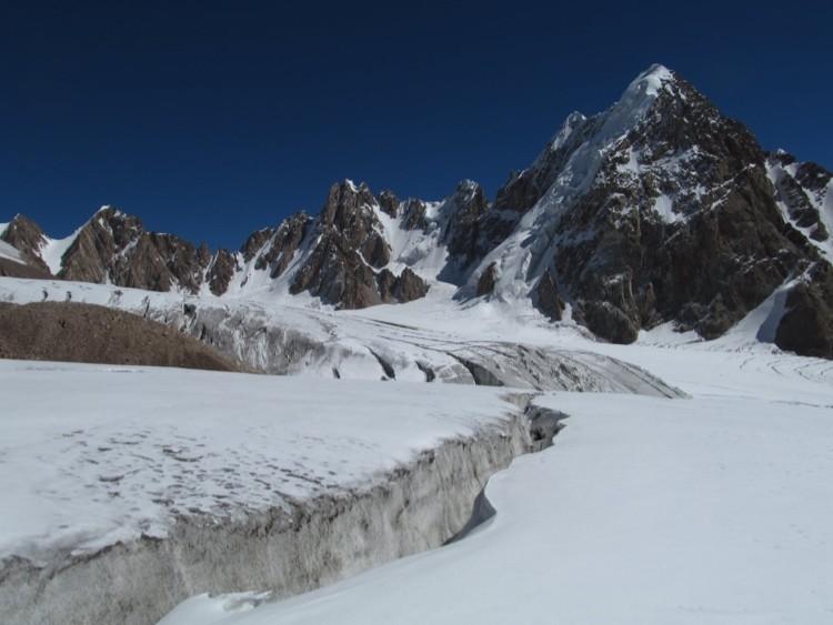 Montañas vírgenes para los polacos en Shimshal. Foto: Magdalena Sudacka 2013