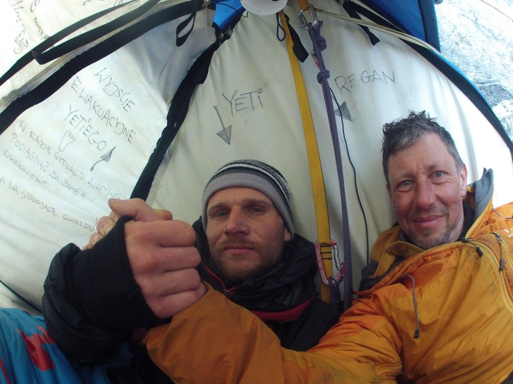 Marek Reganowicz y Marcin Tomaszewski