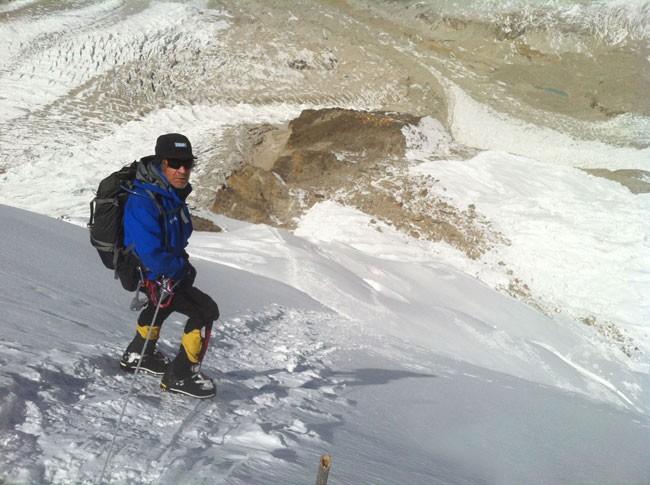 Expedición Kanchenjunga