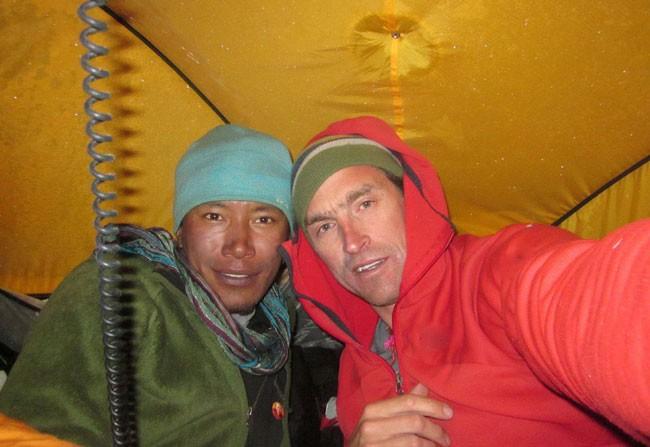 Kenton Cool, Dorje Gylgen Sherpa