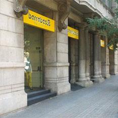 Tienda Barrabes Barcelona