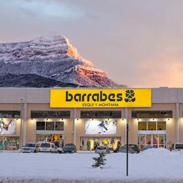 Tienda Barrabes Jaca