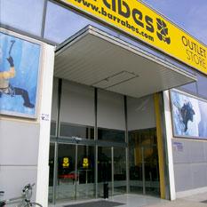 Tienda Barrabes Huesca