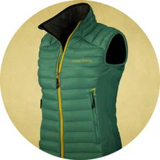 Women's Mountain Clothing