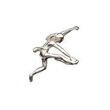 Fixe Silver Climber Pendant