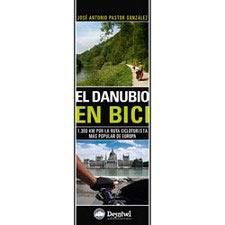 Ed. Desnivel El Danubio En Bici