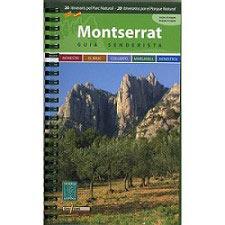 Ed. Alpina Montserrat - Map & Guide