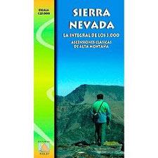 Ed. Piolet Sierra Nevada 3000 Map
