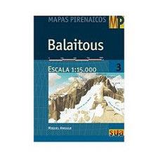Ed. Sua Balaitous. Mapas Pirenaicos