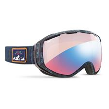 Julbo Titan Blue Tortoise Zebra Light Rouge