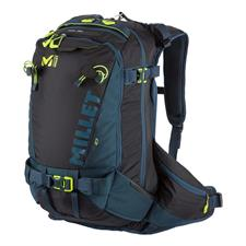 Millet Steep Pro 27 Noir/Orion Blue
