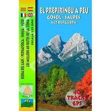 Ed. Piolet El Prepirineu a peu. Gósol − Saldes. Alt Berguedà