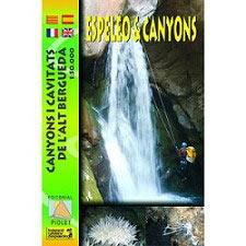 Ed. Piolet Canyons i cavitats de l´Alt Berguegà