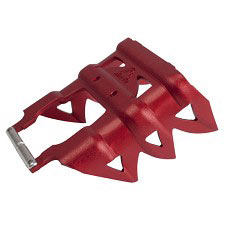 Dynafit Speed Crampon 78 mm Red