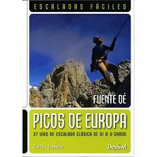 Ed. Desnivel Fuente Dé. Picos de Europa Escaladas Fáciles