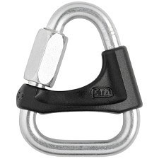 Petzl Maillon Delta 8 mm Antivolteo