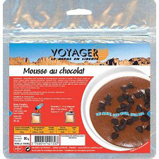 Voyager Mousse de Chocolate