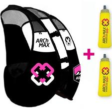 Arch Max Hydration Vest 8L + 2 Sf 500Ml Pink L