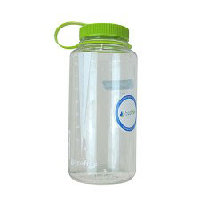 Nalgene Wide Mouth Water Bottle 1L