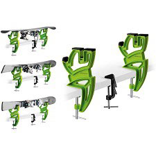 Wintersteiger Ski Vise Sport Plus With 60° Positioning