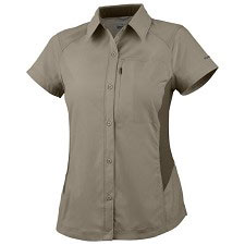 Columbia Silver Ridge Short Sleev Shirt W