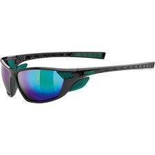 Uvex Sporstyle 307 - Black/Green S4