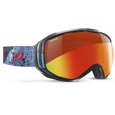 Julbo Titan Blue Glitch Snow Tiger