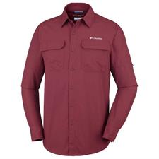 Columbia Silver Ridge LS Shirt W