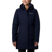 Columbia Salcantay Long Hooded Interch Jacket W