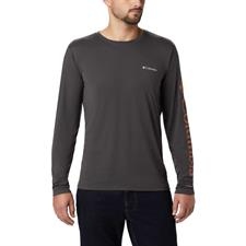 Columbia Miller Valley Ls Graphic Tee