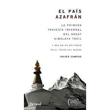 Ed. Desnivel El País Azafrán Travesía invernal Great