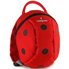 Littlelife Ladybird Toddler Daysack
