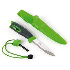 Light My Fire Fireknife Green