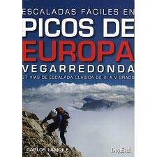 Ed. Desnivel Vegarredonda Escaladas Fáciles  En Picos De Europa