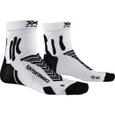 Xsocks Run Performance Black Melange