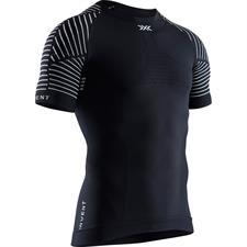 X-bionic T-Shirt Sl Invent Round Neck M Blk Mel