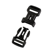 Mammut Dual Adjust Side Sq.Buc.Blk(Multi 25 Mm